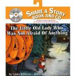 【预订】The Little Old Lady Who Was Not Afraid of Anything Y978