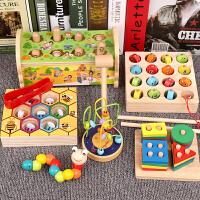 儿童玩具1-2周岁磁性一岁半宝宝3岁大脑男女孩