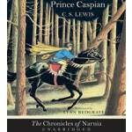 Prince Caspian Unabridged CD 纳尼亚传奇:凯斯宾王子(CD) ISBN9780060564