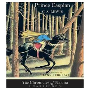 Prince Caspian Unabridged CD 纳尼亚传奇:凯斯宾王子(CD) ISBN9780060564407