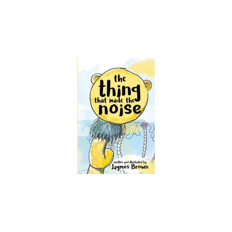 【预订】The Thing That Made the Noise: The Search for the Thing 预订商品,需要1-3个月发货,非质量问题不接受退换货。