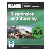 【预订】Suspension and Steering (A4)