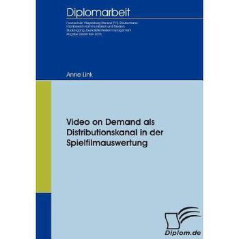 【预订】Video on Demand ALS Distributionskanal in Der 美国库房发货,通常付款后3-5周到货!
