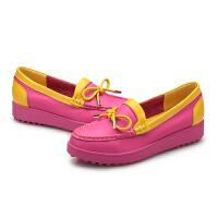 RIIID女鞋 豆豆鞋 休闲平底单鞋