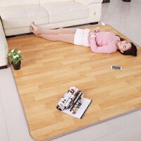 碳晶移动地暖垫 起越碳晶电热地板地毯 电加热地垫 地热垫