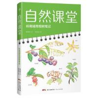 自然课堂:岭南城市观树笔记(54种乡土植物、114幅精美插画、256幅高清彩图带你探寻植物世界,感受