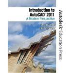 【预订】Introduction to AutoCAD 2011: A Modern Perspective