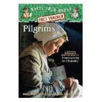 英文原版儿童书 Magic Tree House Research Guide #13: Pilgrims 神奇树屋小