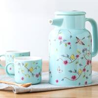 家用冷水壶陶瓷大容量泡茶壶套装耐热高温防爆凉白开水壶