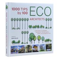 1000 TIPS BY 100 ECO ARCHITECTS 一百个生态建筑师的一千个提示 绿色建筑 生态环保建筑设计