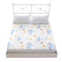 棉床单大号180床笠200床罩 隔尿垫大号婴儿床垫可洗