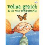 【预订】Velma Gratch & the Way Cool Butterfly Y9780307978042