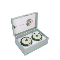 茶叶罐陶瓷大码装茶叶罐子大号空盒包装盒