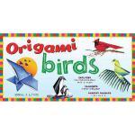 【预订】Origami Birds Kit [With 96 Sheets of Origami Paper