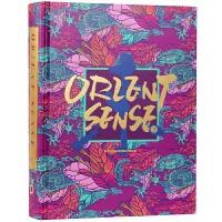 Orient Sense 2 意�|方2 �O�中的�|方元素 �D形�D案 插���O� 品牌�O�排版�O� 平面�O���籍