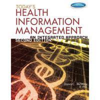 【预订】Today's Health Information Management: An Integrated