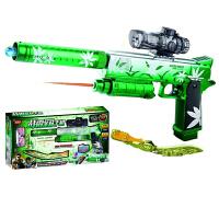 宜佳达 电动连发水弹枪 战雷茉莉手枪可发射水晶弹 儿童玩具枪 YJD601
