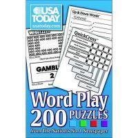 【预订】USA Today Word Play: 200 Puzzles from the Nations