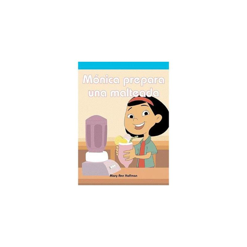 【预订】Mnica Prepara Una Malt 美国库房发货,通常付款后3-5周到货!