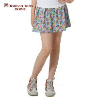 探路者Toread kids 女童印花系列短裙