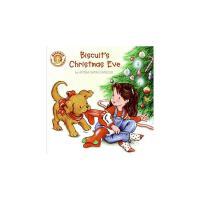 英文原版Merry Christmas 圣诞节绘本 Biscuit's Christmas Eve 小饼干的圣诞夜 儿