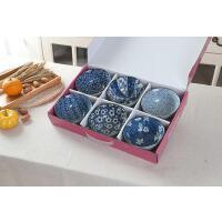 创意吃饭碗陶瓷碗套装家用碗筷套装礼品餐具礼盒装婚庆回礼