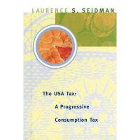 【预订】The USA Tax: A Progressive Consumption Tax