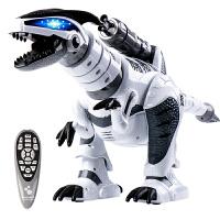 3-6周岁男孩儿童遥控恐龙玩具电动战龙仿真动物霸王龙机器人