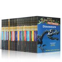 英文原版Magic Tree House Fact Tracker 40本神奇树屋小百美国中小学科普课外阅读分阶巩固英