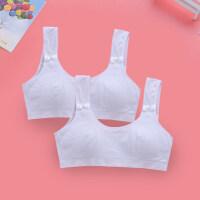 发育期小背心初中学生12-14-15-16岁高中少女文胸大童纯棉内衣薄