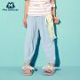 【周年庆 3折价:48】迷你巴拉巴拉男女童长裤新款夏季宝宝防蚊裤灯笼休闲裤薄款