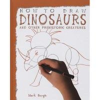 【预订】Dinosaurs and Other Prehistoric Creatures
