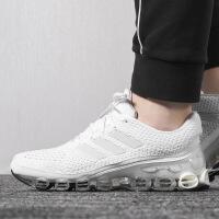 Adidas阿迪�_斯跑步鞋男鞋冬季新款bounce�p震低�瓦\�有�EH0791