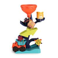 美国B.Toys 回转水车 儿童玩水玩沙玩具 18个月-8岁