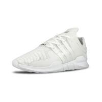 美国直邮 Adidas/阿迪达斯 EQT support ADV 全白男款休闲运动跑鞋 海外购