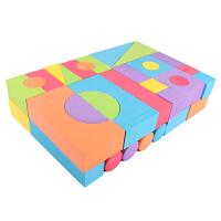 女孩软体海绵幼儿园玩具 儿童泡沫积木大号1-2-3-6周岁男孩