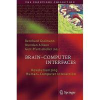 【预订】Brain-Computer Interfaces: Revolutionizing