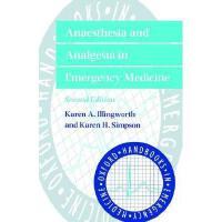 【预订】Anaesthesia and Analgesia in Emergency Medicine Y9780192