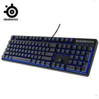 SteelSeries赛睿APEX M500背光游戏机械键盘青轴蓝光红轴绝地求生