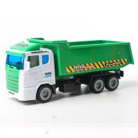 大号仿真惯性儿童玩具工程车套装 宝宝消防车挖掘机搅拌车模型