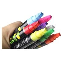 发光黑板彩笔水性记号笔可擦式荧光笔POP笔玻璃彩笔礼品