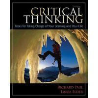 【预订】Critical Thinking: Tools for Taking Charge of Your