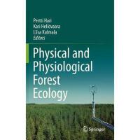 【预订】Physical and Physiological Forest Ecology