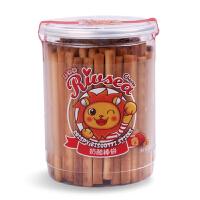 禾泱泱RIVSEA 奶酪棒饼 儿童零食营养辅食宝宝营养磨牙饼干 180g