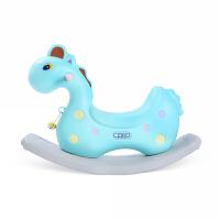 座椅两用摇摇马12-36个月马车木马儿童摇马宝宝玩具