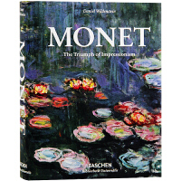 Monet:or the triumph of impressionism 莫奈:印象派的胜利 莫奈画册画集