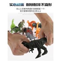 男孩子玩具4岁10岁5 儿童恐龙玩具套装仿真动物大号霸王龙软胶塑胶