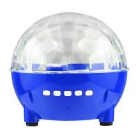 无线蓝牙音响七彩灯手机低音炮电脑小钢炮插卡便捷式创意迷你音箱 官方标配