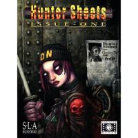 【预订】Sla Industries - Hunter Sheets Vol.1