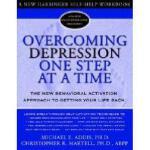 【预订】Overcoming Depression One Step at a Time: The New